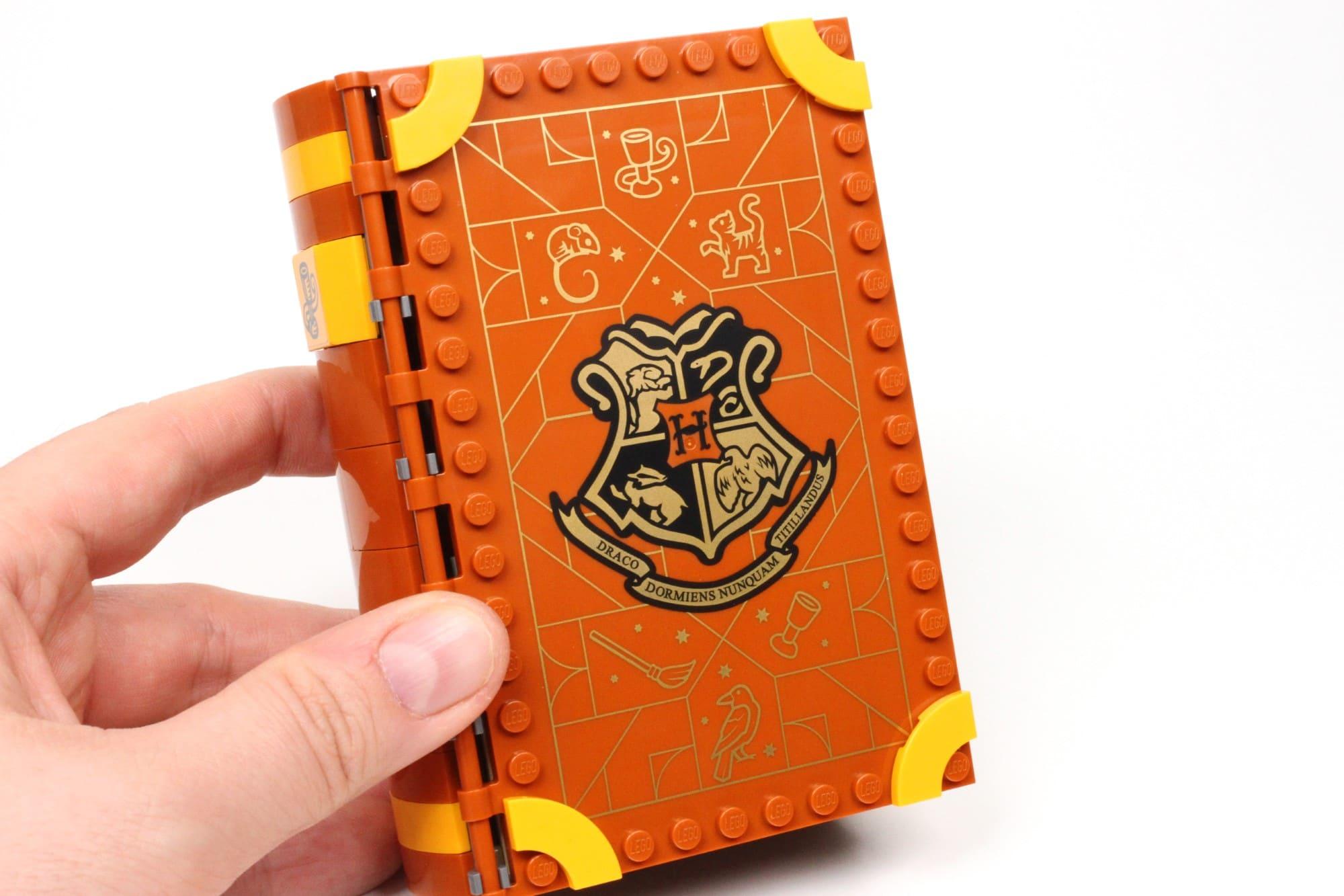 LEGO Harry Potter 76382 Hogwarts Moment Verwandlungsunterricht Buchcover