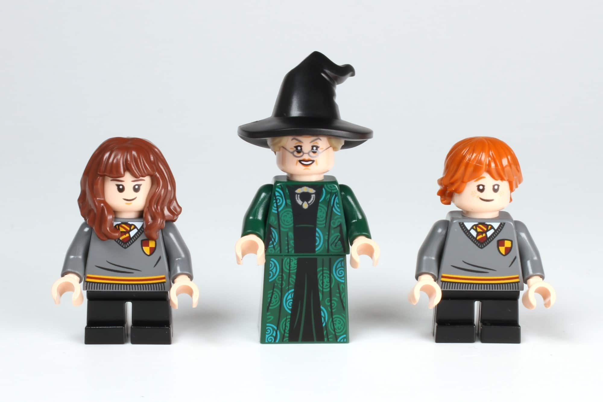 LEGO Harry Potter 76382 Hogwarts Moment Verwandlungsunterricht Minifiguren 1