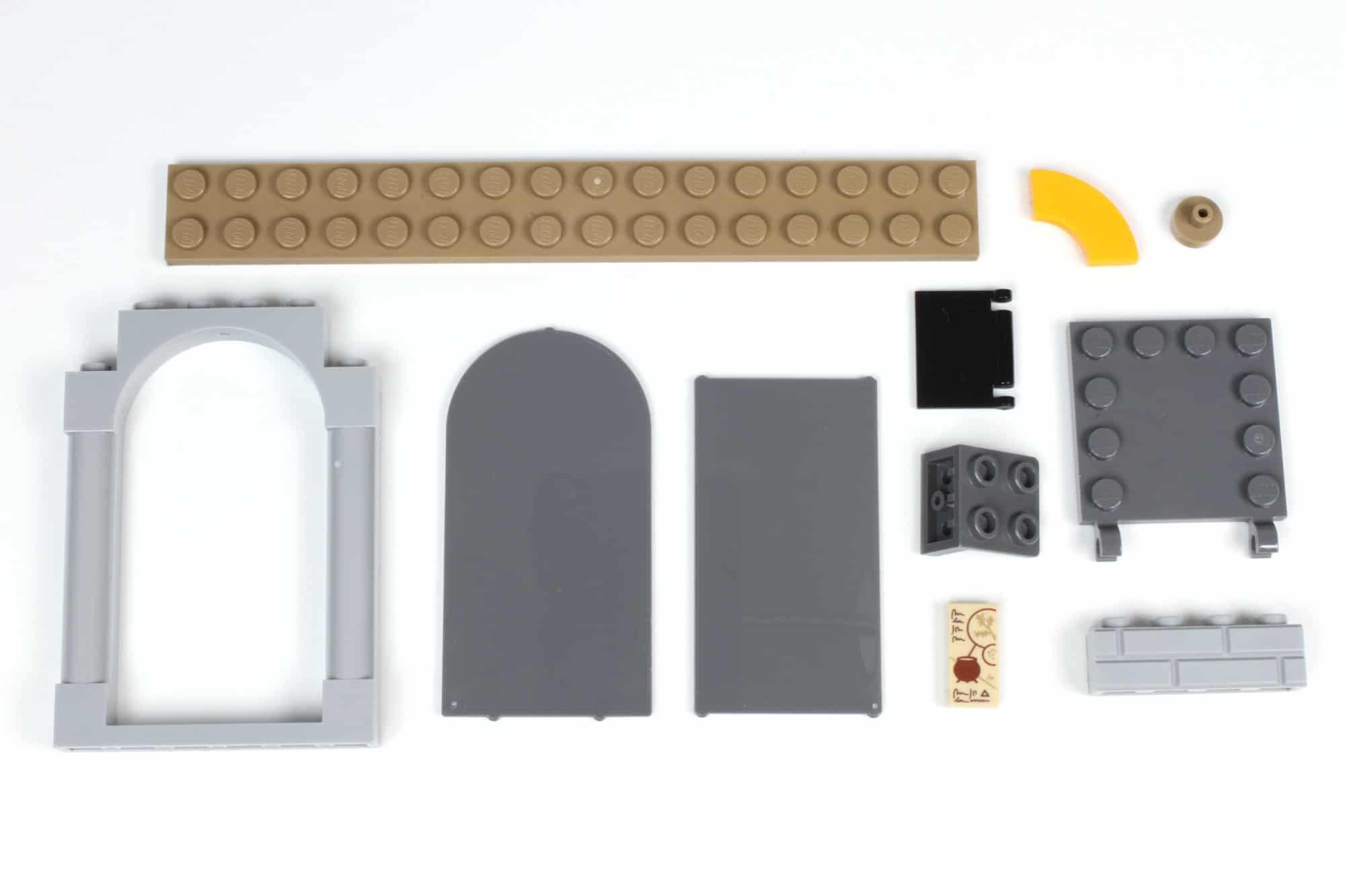 LEGO Harry Potter 76383 Hogwarts Moment Zaubertrankunterricht Neue Teile