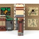 LEGO Harry Potter 76384 Hogwarts Moment Kräuterkundeunterricht Augfgeklappt 1