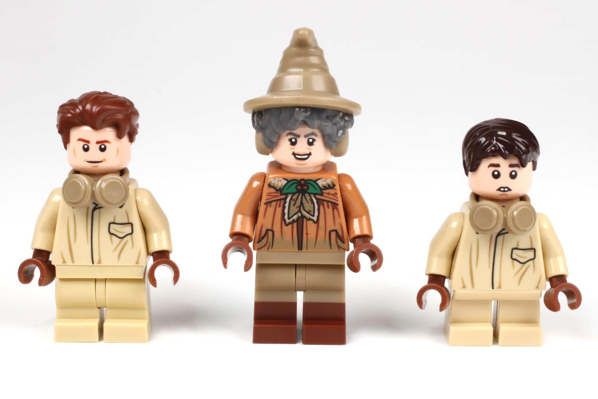LEGO Harry Potter 76384 Hogwarts Moment Kräuterkundeunterricht Minifiguren 1