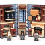 LEGO Harry Potter 76385 Hogwarts Moment Zauberkunstunterricht Buch Aufgeklappt 1