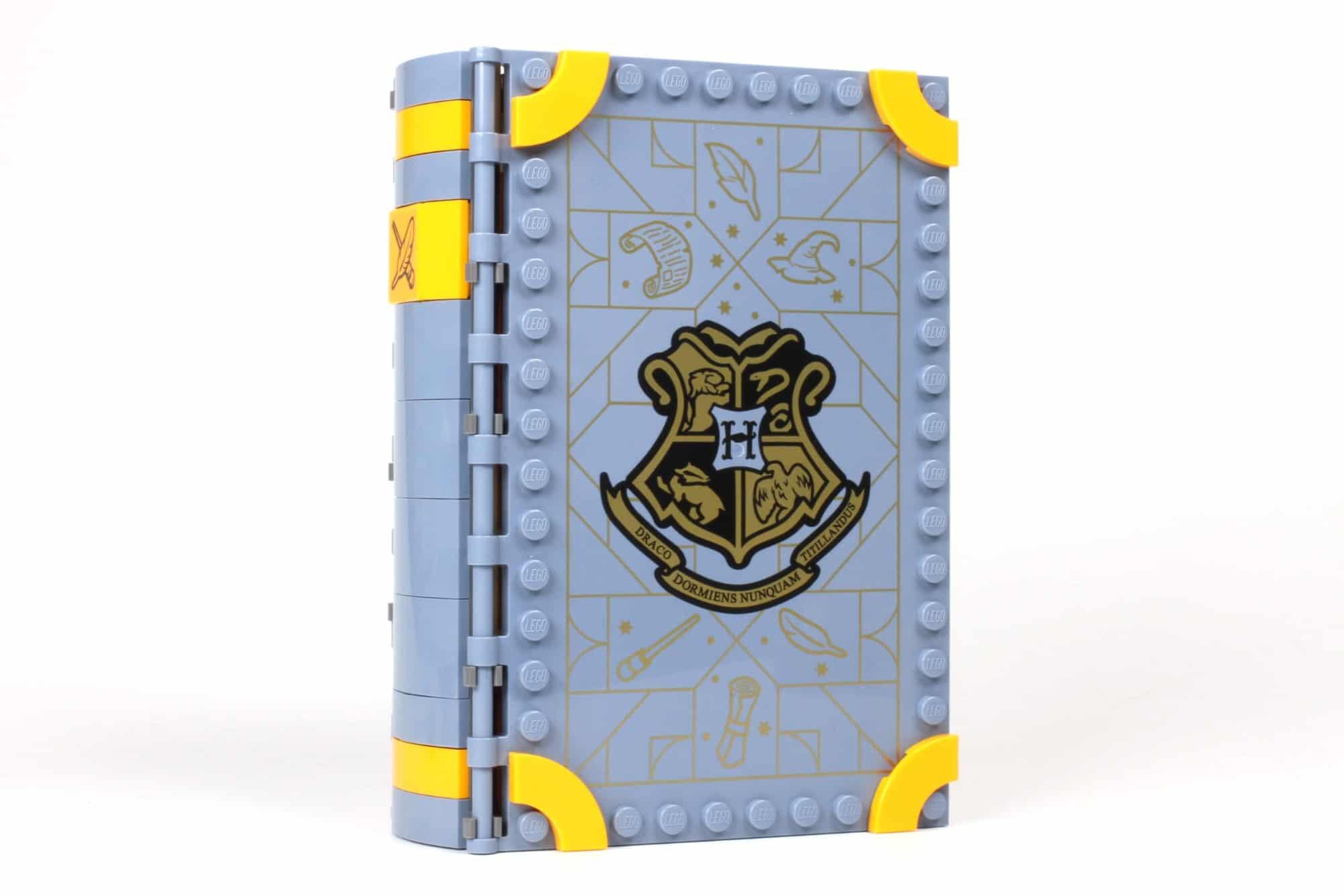 LEGO Harry Potter 76385 Hogwarts Moment Zauberkunstunterricht Buch Zugeklappt 1