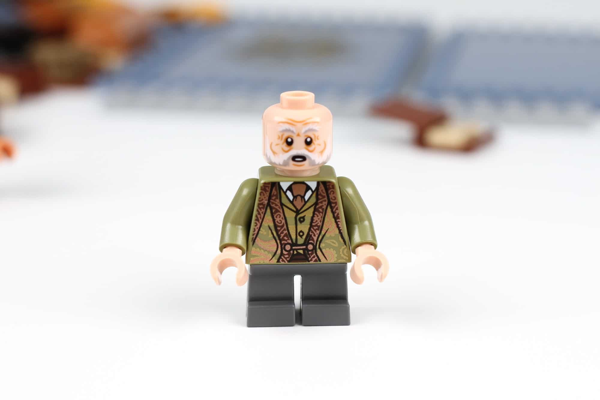 LEGO Harry Potter 76385 Hogwarts Moment Zauberkunstunterricht Flitwick
