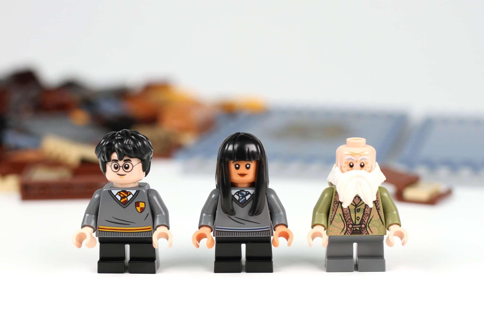 LEGO Harry Potter 76385 Hogwarts Moment Zauberkunstunterricht Minifiguren 1