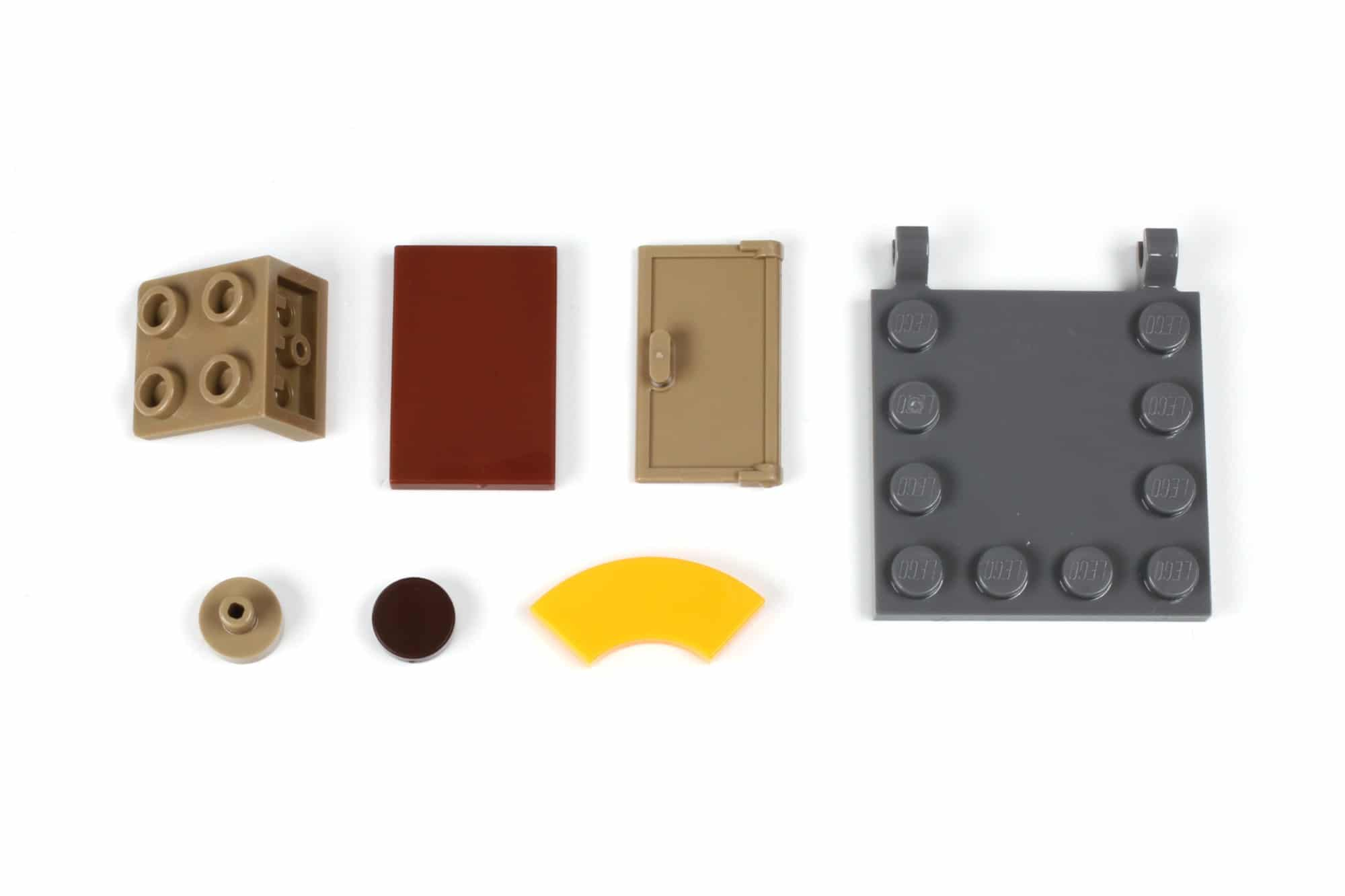 LEGO Harry Potter 76385 Hogwarts Moment Zauberkunstunterricht Neue Teile