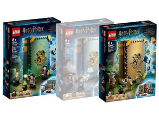 LEGO Harry Potter Bücher Angebot