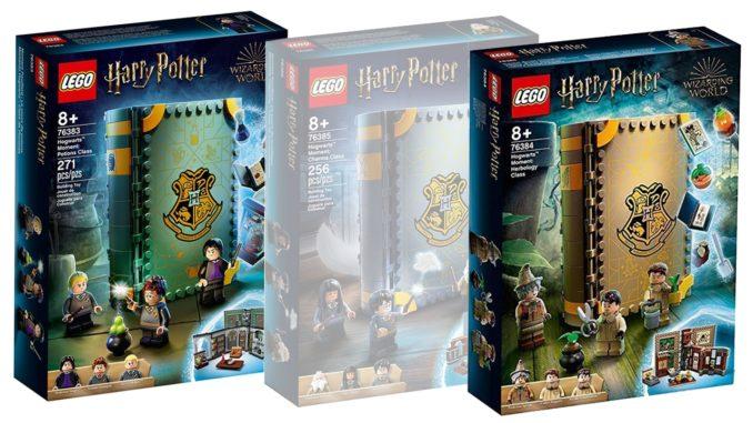 LEGO Harry Potter Bücher Angebot