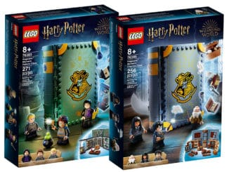 LEGO Harry Potter Buecher Angebot