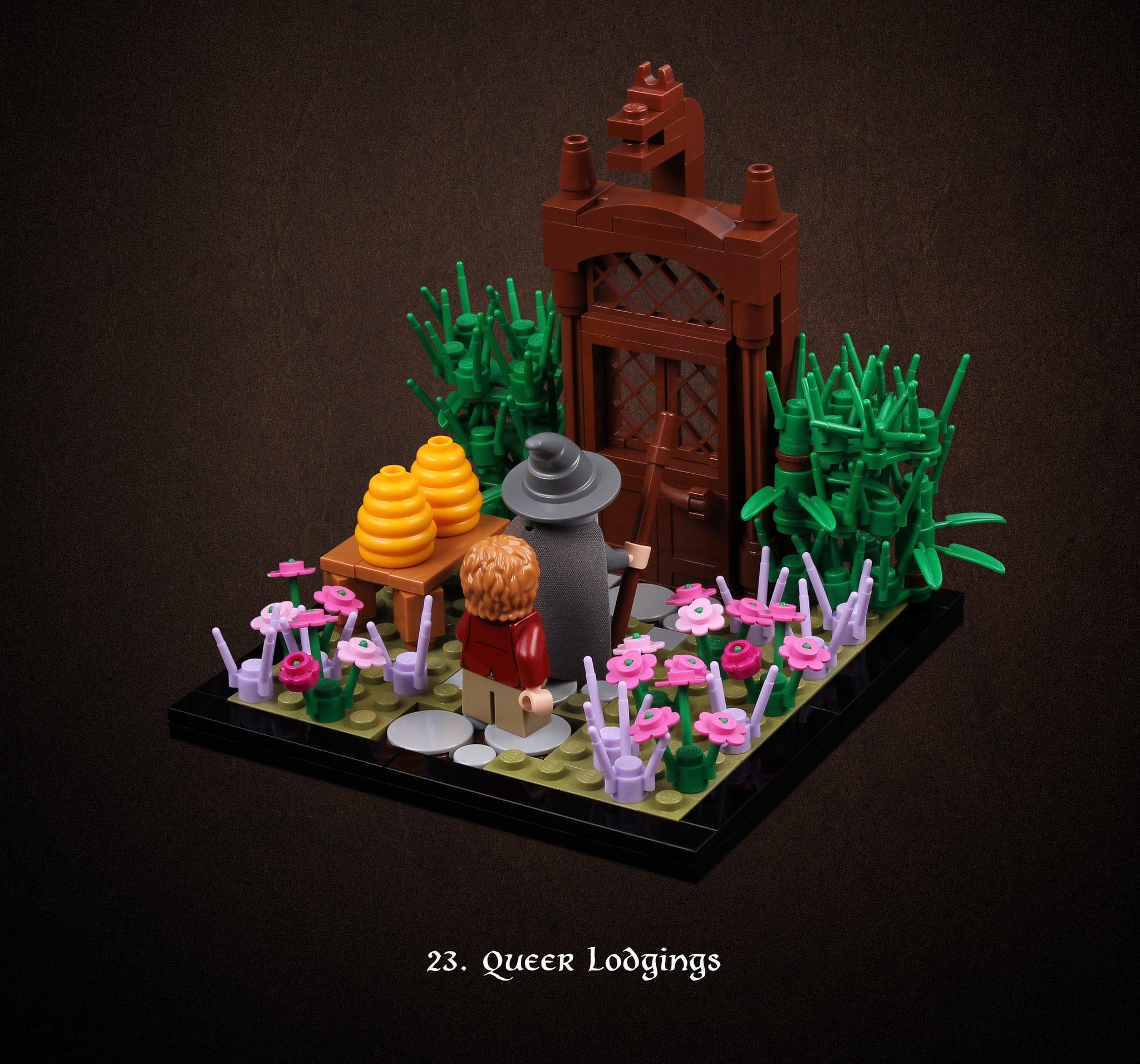 LEGO Hobbit Thorsten Bonsch Vignetten Serie (23)
