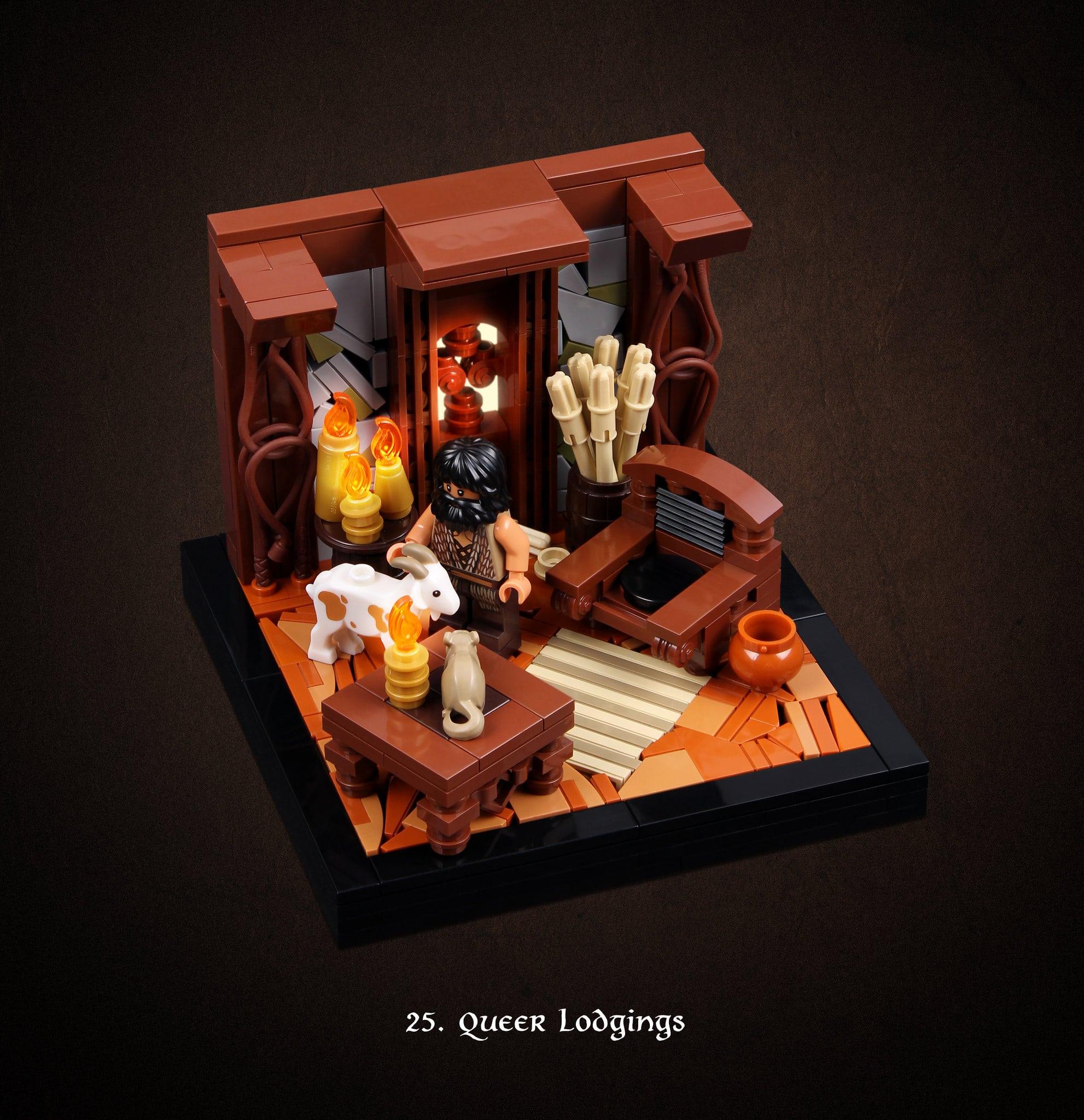LEGO Hobbit Thorsten Bonsch Vignetten Serie (25)