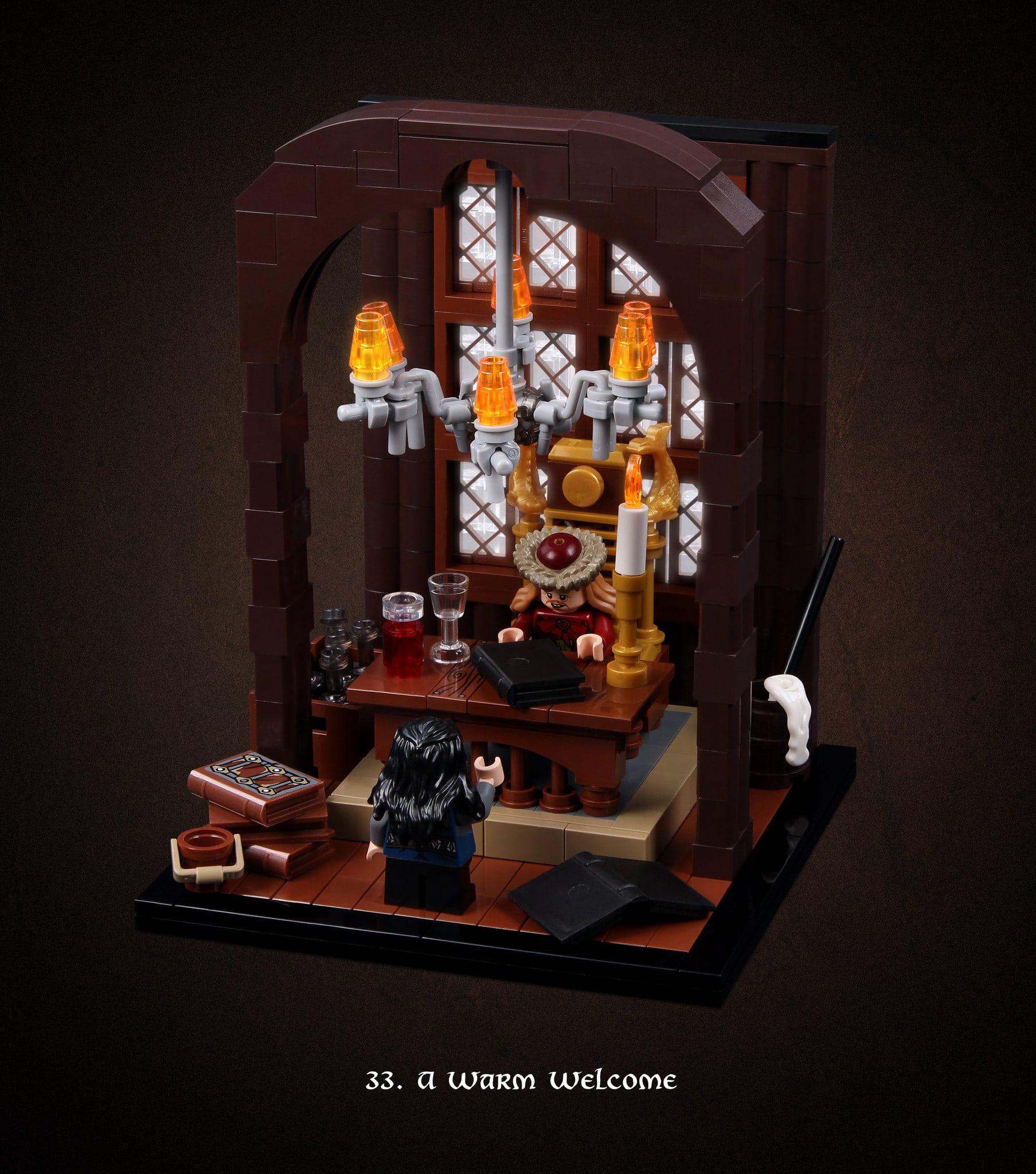 LEGO Hobbit Thorsten Bonsch Vignetten Serie (33)