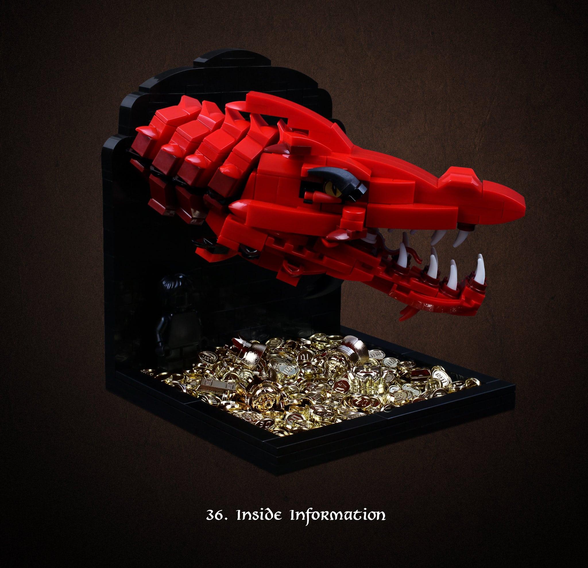 LEGO Hobbit Thorsten Bonsch Vignetten Serie (36)