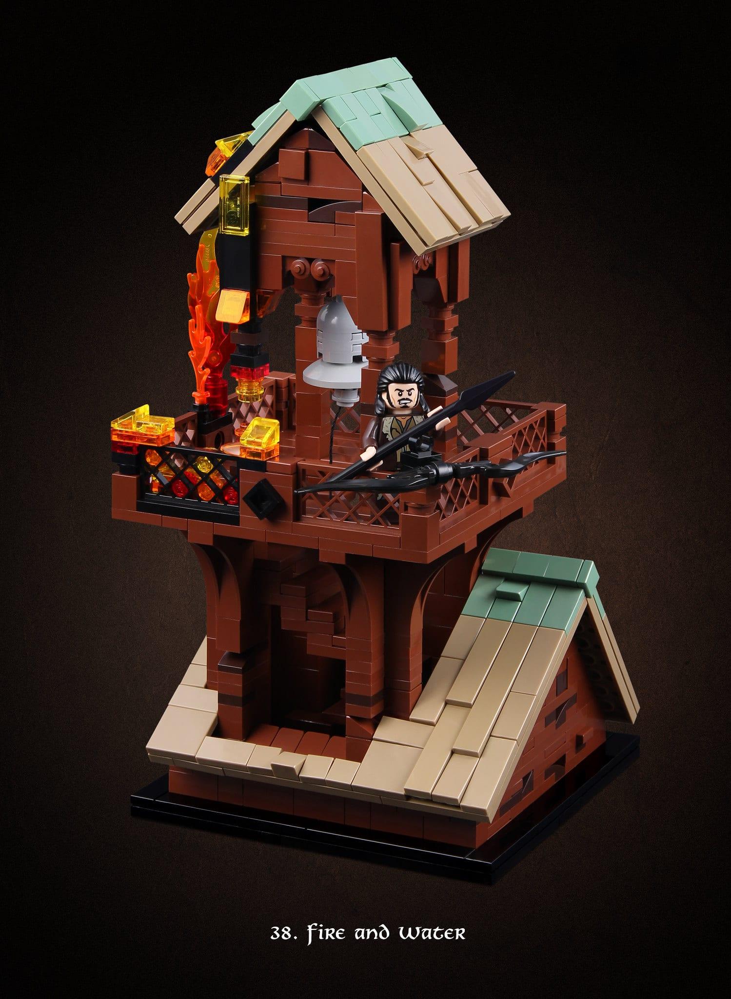 LEGO Hobbit Thorsten Bonsch Vignetten Serie (38)