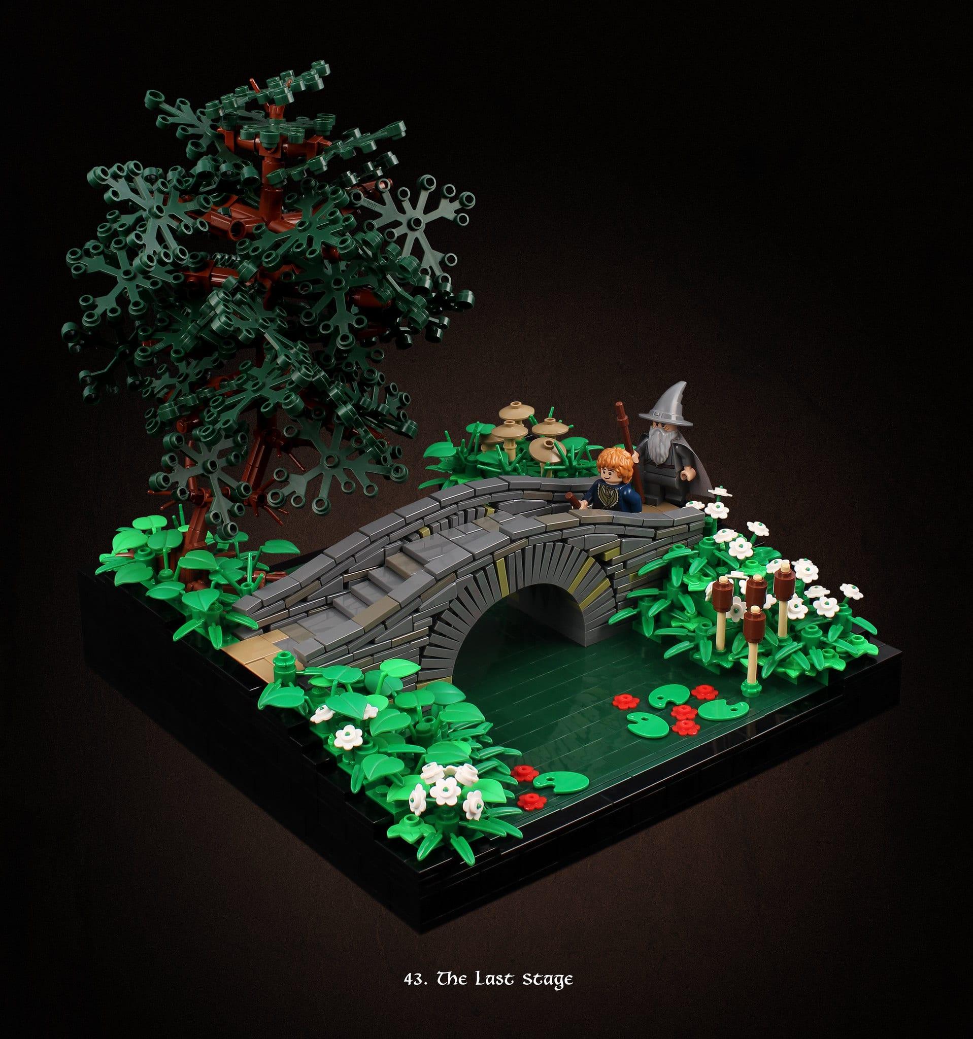 LEGO Hobbit Thorsten Bonsch Vignetten Serie (43)