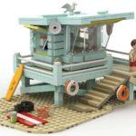 LEGO Idea Lifeguard Shack (2)