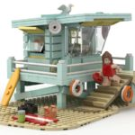 LEGO Idea Lifeguard Shack (8)