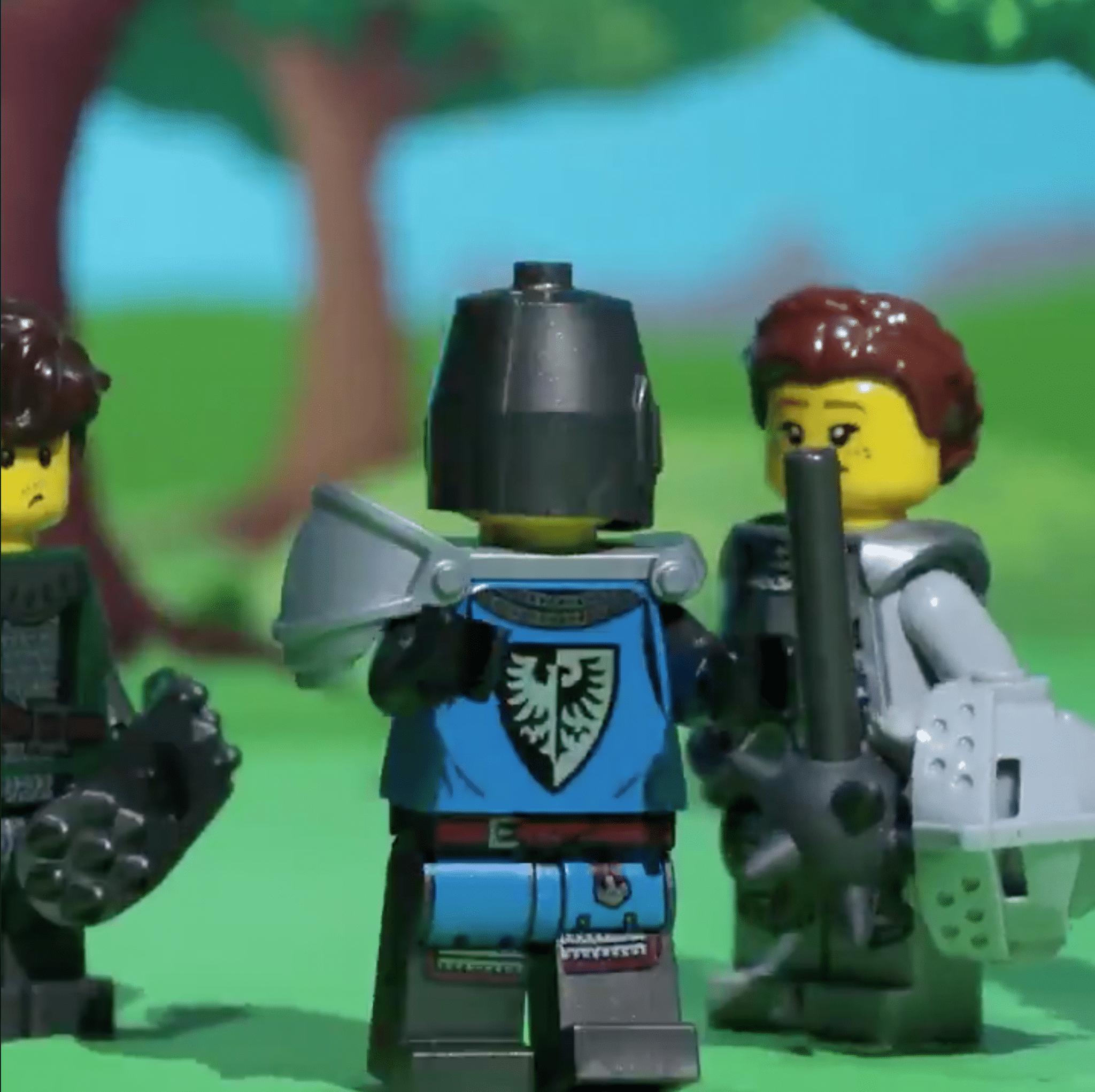 LEGO Ideas 21325 Falkenritter