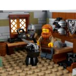 LEGO Ideas 21325 Medieval Blacksmith (11)
