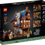 LEGO Ideas 21325 Medieval Blacksmith (16)