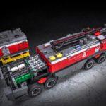 LEGO Ideas Airport Firetruck (5)