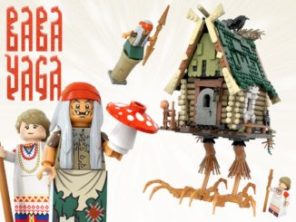 LEGO Ideas Baba Yaga (1)