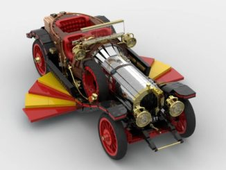 LEGO Ideas Chitty Flise Again (1)