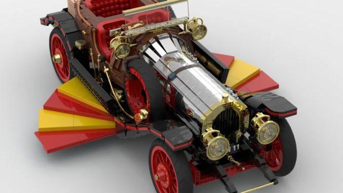 LEGO Ideas Chitty Flise Again (1)