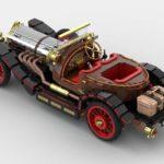 LEGO Ideas Chitty Flise Again (14)
