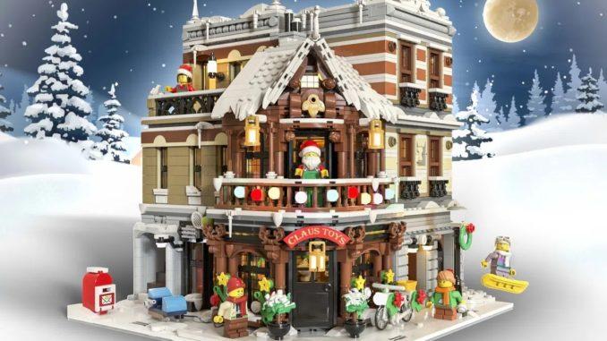 LEGO Ideas Claus Toys (1)