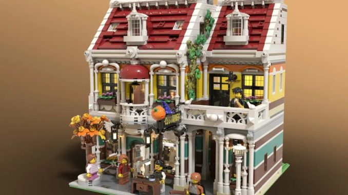 LEGO Ideas Costume Store (1)