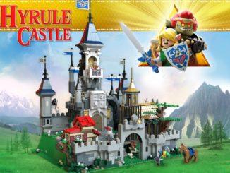 LEGO Ideas Hyrule Castle Zelda 2021 (1)
