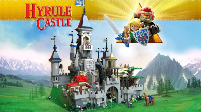 LEGO Ideas Hyrule Castle Zelda 2021 (1)