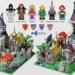 LEGO Ideas Hyrule Castle Zelda 2021 (11)