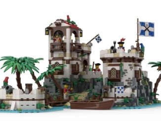 LEGO Ideas Imperial Island Fort (1)