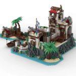 LEGO Ideas Imperial Island Fort (5)