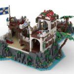 LEGO Ideas Imperial Island Fort (6)
