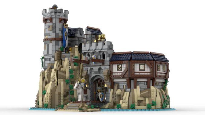 LEGO Ideas Kings Castle (1)