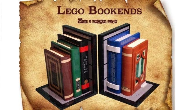 LEGO Ideas LEGO Bookends (1)