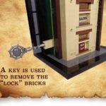 LEGO Ideas LEGO Bookends (12)
