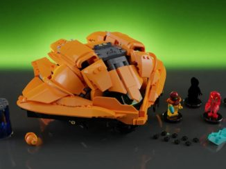 LEGO Ideas Metroid Samus Aran Gunship (1)