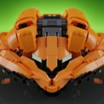 LEGO Ideas Metroid Samus Aran Gunship (2)