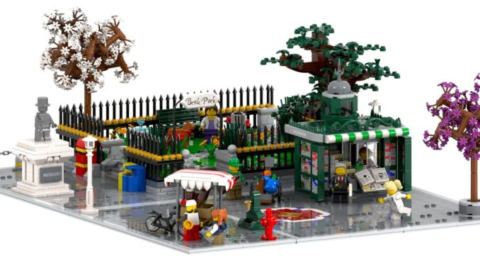 LEGO Ideas Modular Expansion Pack (1)