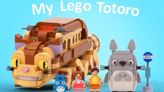 LEGO Ideas My LEGO Totoro (1)