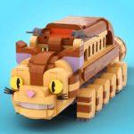 LEGO Ideas My LEGO Totoro (3)