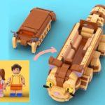 LEGO Ideas My LEGO Totoro (5)