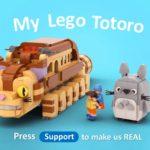 LEGO Ideas My LEGO Totoro (8)