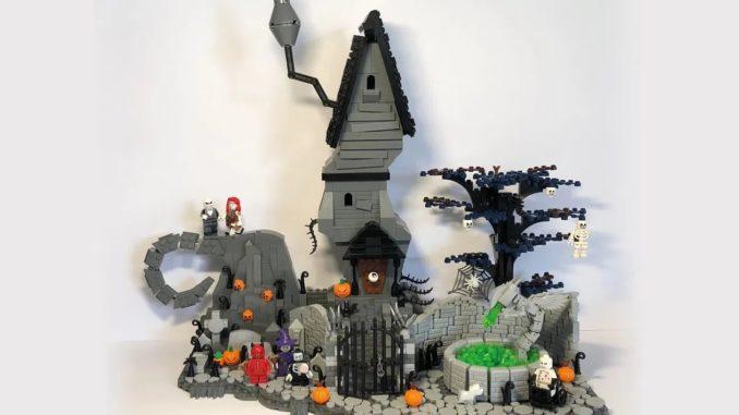 LEGO Ideas Nihgtmare Before Christmas (1)