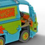 LEGO Ideas Scooby Doo Mystery Machine (11)