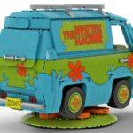 LEGO Ideas Scooby Doo Mystery Machine (14)